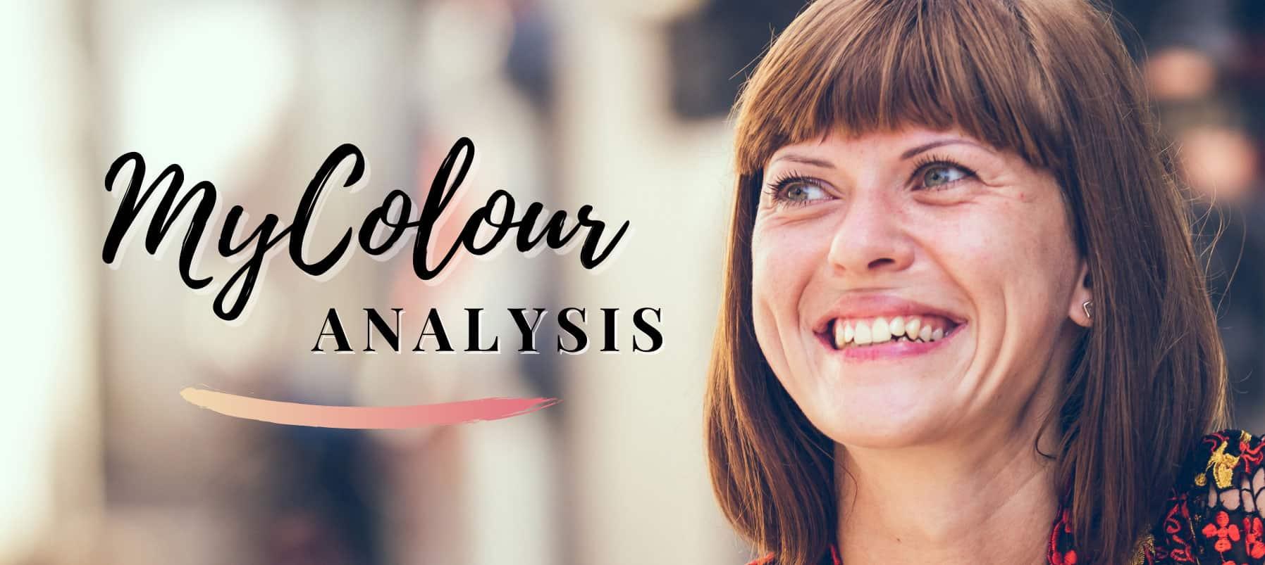 MyColour Analysis - Helen McCartin
